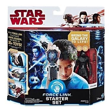 Star Wars Star Wars Force Link  Başlangıç Seti Renkli